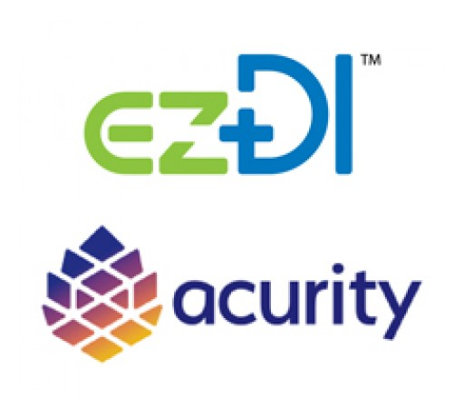ezDI Signed an Agreement to Offer Clinical Document Improvement, Computer-Assisted Coding, and Code Audit Solutions to Acurity Members