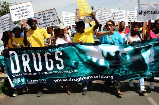 Foundation for a Drug-Free Africa Backs Gauteng Premier's #Drugs Must Fall Movement