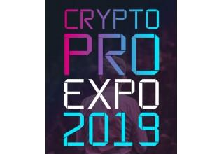 Crypto Pro Expo 2019 - San Francisco - Jan. 29-30