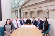 British Museum & Alibaba Meeting