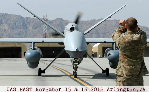 Technology Training Corporation Announces 'UAS East for DoD and Government' November 15-16 2018