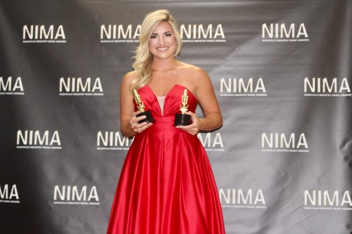 Critically Acclaimed Singer-Songwriter Morgan Myles Takes Home Double Win at 2020 NIMAs