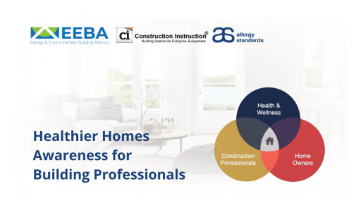 Healthier Homes Awareness for Building Professionals - New Cutting-Edge Designation Course