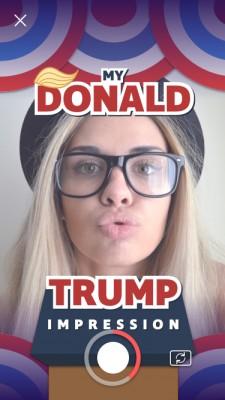 Donald Trump quickie