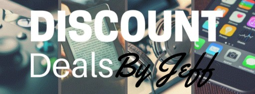 Get Electronics Discounts, Deals, and Tips on Discount Deals by Jeff