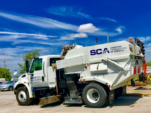 SCA Sweeping Corporation of America Acquires USA Services of Florida, Inc. and Hy-Tech Property Services, Inc.
