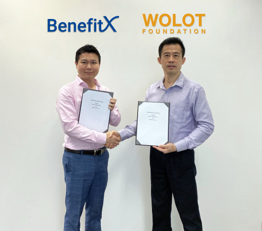 WOLOT Announces Benefit.X as New Addition to the TOOL Ecosystem