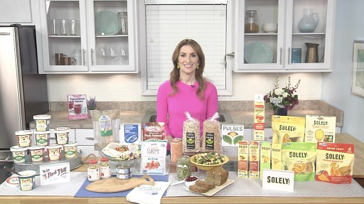 Frances Largeman-Roth, RD National Nutrition Month Advice on Tips on TV