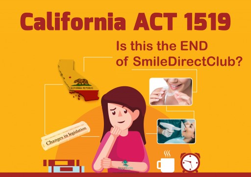 Will California ACT 1519 Stop DTC Aligners?