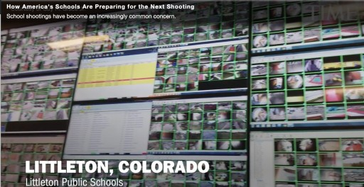 Stop School Shootings with Artificial Intelligence