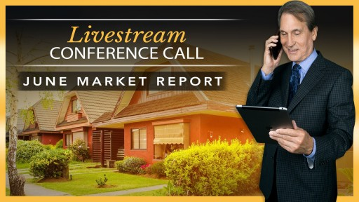 Joseph Lewkowicz Highlights Current Real Estate Market for This Summer in Livestream Conference Call