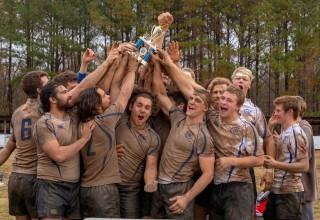 Christendom College NSCRO Championship Celebration