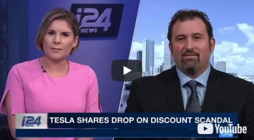 Artificial Intelligence Trading Software Expert Speaks Out About Tesla Share Drop