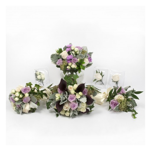 FiftyFlowers Announces New Wedding Collection Product Launch