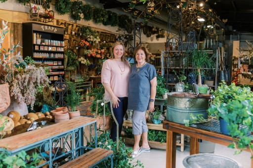 Blooms Company, Formerly Known as Blooms A Garden Shop, Calls on Hattiesburg Agency to Launch Rebrand