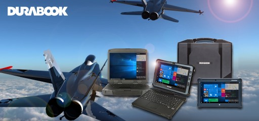 DURABOOK R8300, S14I, U11 and R11 Available to Department of Defense Customers via U.S. Air Force CCS-2 BPA