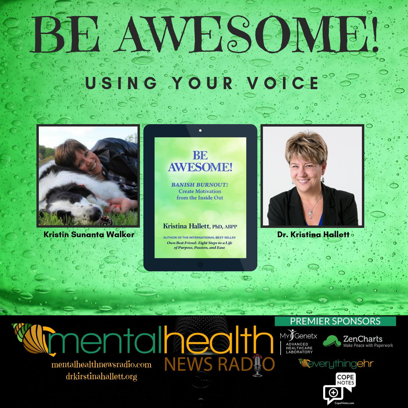Clinical Psychologist Author And Executive Coach Dr Kristina