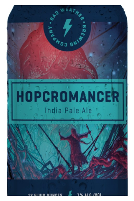 Saint Paul Brewery's 'Hopcromancer' Nominated for USA Today's 10Best Beer Label