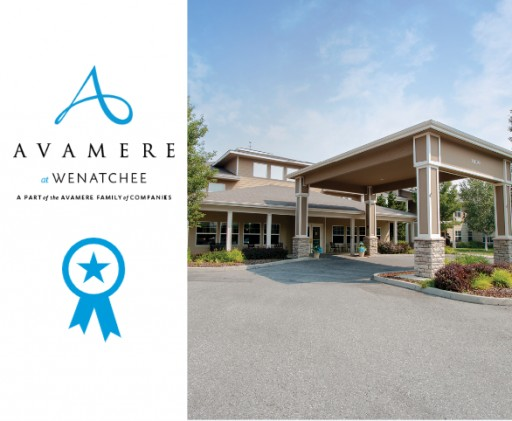 Avamere at Wenatchee Earns Top Score on State Survey