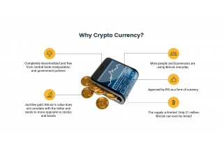Why Crypto Currency?