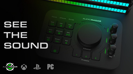 Surround Sound Becomes Surround Sight: AirDrop Gaming Takes Aim at Improving Gaming Experiences for the Deaf and Hard of Hearing Gaming Community