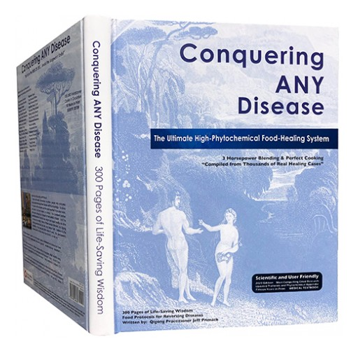 Jeff Primack, Founder of Supreme Science Qigong Center, Just Released the 2020 Edition of the Critically Acclaimed Food Healing Book 'Conquering Any Disease'