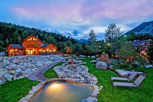 Mount Princeton Hot Springs Resort, Nathrop