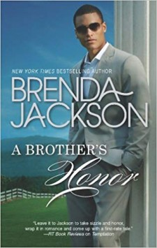 Coming to Passionflix: Brenda Jackson's A BROTHER'S HONOR