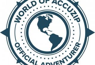 World of AccuZIP Official Adventurer App