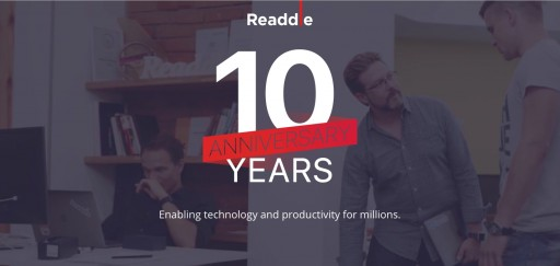 Readdle Turns 10, Plans to Redefine Productivity