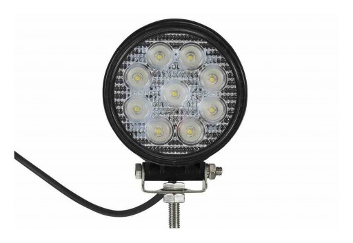 Larson Electronics Releases LED Flood Light Kit for 2008 RBR Vector 300 Combine Grain Tank & Unloader Headlights