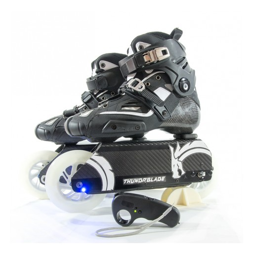 Thundrblade - Worlds First Electric Inline Skate