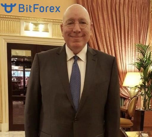 BitForex Welcomes Jeffrey Wernick to Its Advisory Board