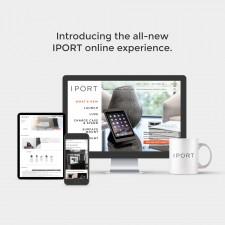 New IPORT Website