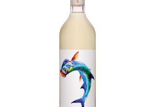 Tarpon Cellars Wine Bottle