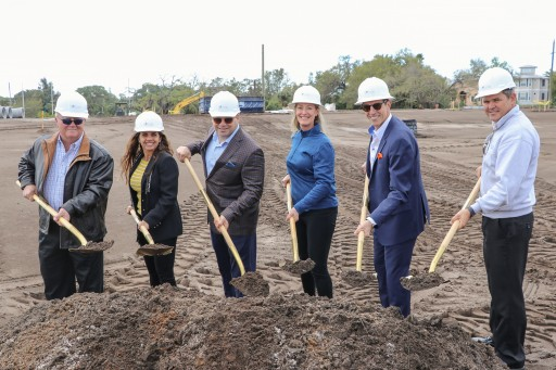 Discovery Senior Living Breaks Ground on New Active Independent Living Community in Bradenton