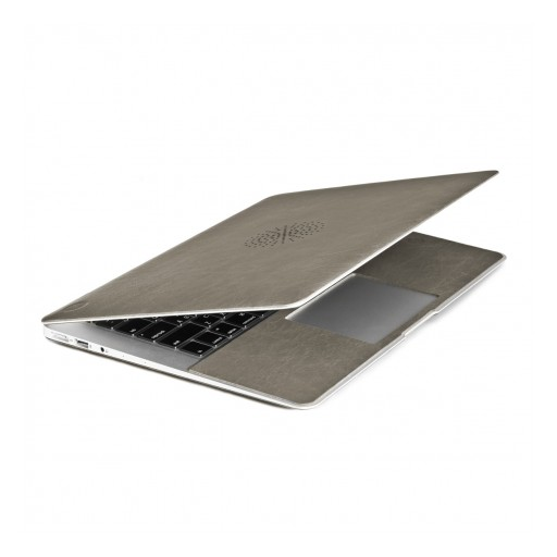 Cozistyle Announce New Product, Cozistyle Leather Skin for MacBook.