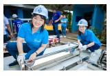 Xylem Volunteers - World Water Day 2016
