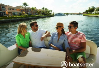 Boatsetter is the leading boat rental Community