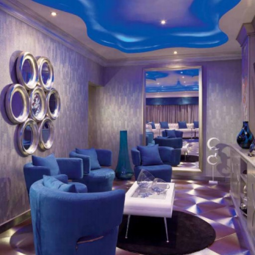 City & Shore Magazine Showcases State-of-the-Art Entertainment Room Designed by International Designer, Perla Lichi