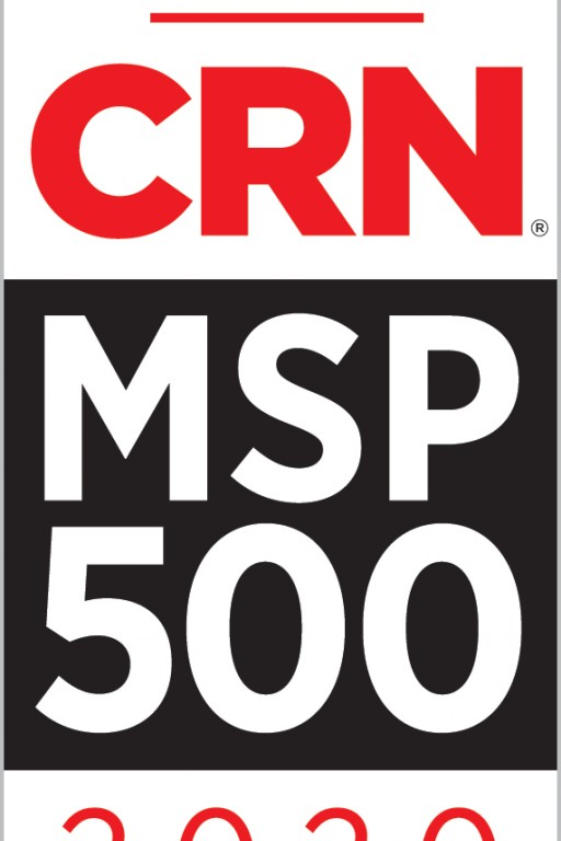 Mosaic451 Recognized on CRN's 2020 MSP500 List