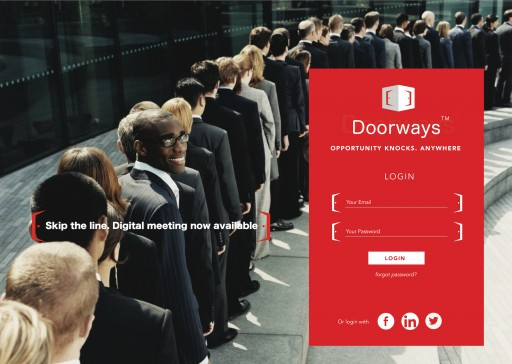 Opportunity Knocks With Doorways, a New Web Application That Connects Diverse Suppliers & Corporations With Business Opportunities