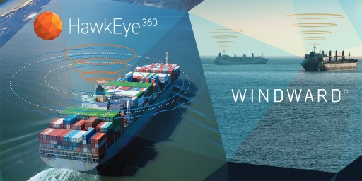 HawkEye 360 and Windward Partner to Provide Deeper Insights and Better Visibility on Vessel Behavior