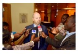 Chris Voet, CSO at LTI ReEnergy speaking to Nigerian Media