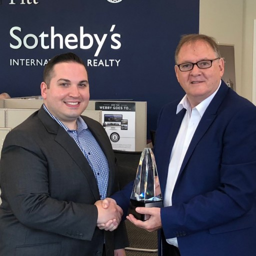 William Pitt and Julia B. Fee Sotheby's International Realty Wins the 2018 Internet Advertising Awards  for Best Real Estate Online Ad and Best of Show Online Ad