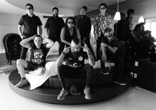 Mexican Rock Band PANTEÓN ROCOCÓ  Releases New Album 'Infiernos'