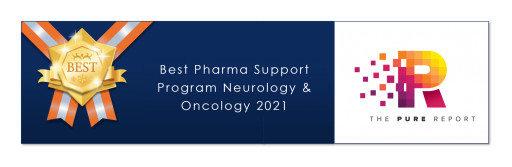 Nuvera's 'The PURE Report' Announces the Best-in-Class Pharmaceutical Support Programs for 2021 in Neurology and Oncology