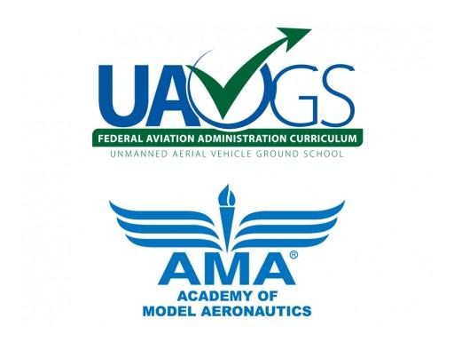 Academy of Model Aeronautics (AMA) Now Offering 107 Remote Pilot Test Preparation Through UAV Ground School