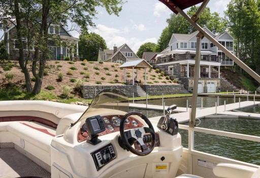 The Lake House Luxury Guest Cottages Bring Upscale Modern Family Rentals to the Berkshires