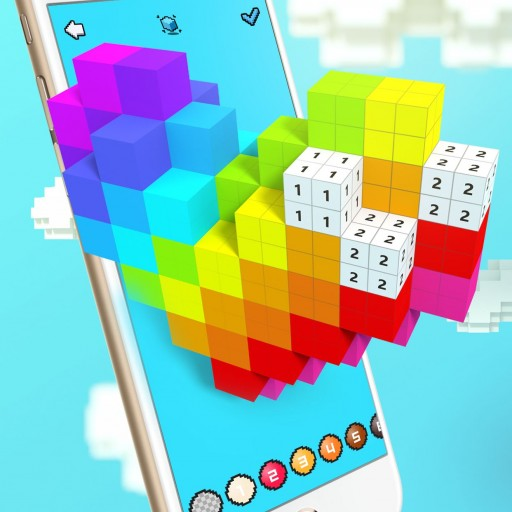 Voxel - 3d Color by Number is Emerging as the Ultimate Coloring by Number App Currently Available